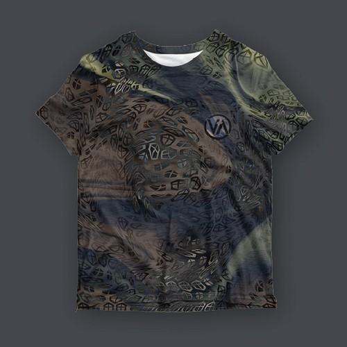 Camouflage pattern concept