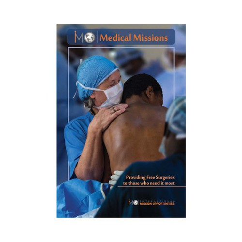 Medical Mission Magazine Cover Page