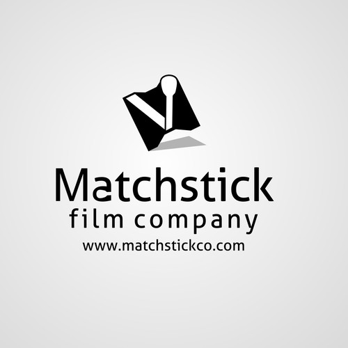 Clean Simple and Elegant Video Company Logo