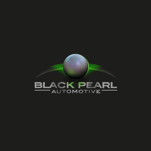 Black Pearl Automotive logo
