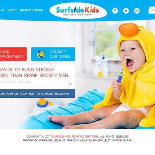 Interactive Dental Website