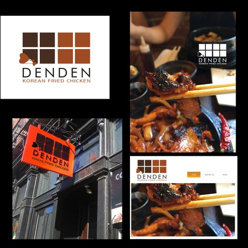 restaurant DEN DEN KOREAN FRIED CHICKEN