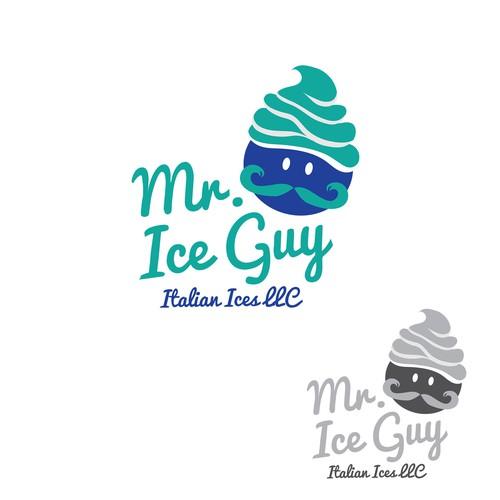 ITALIAN ICE LOGO DESIGN!!!