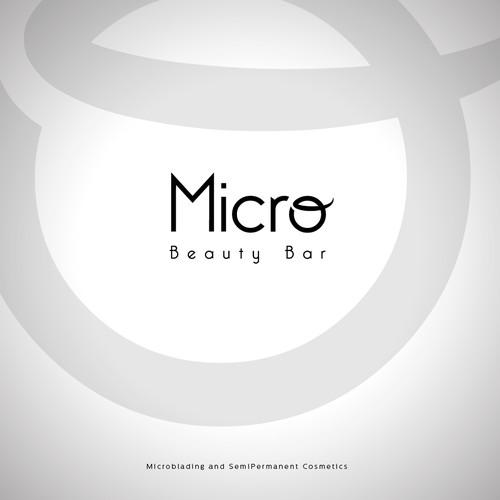 Micro beauty bar logo