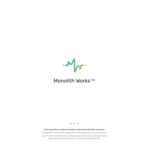 Logo | Monolith Works Inc.