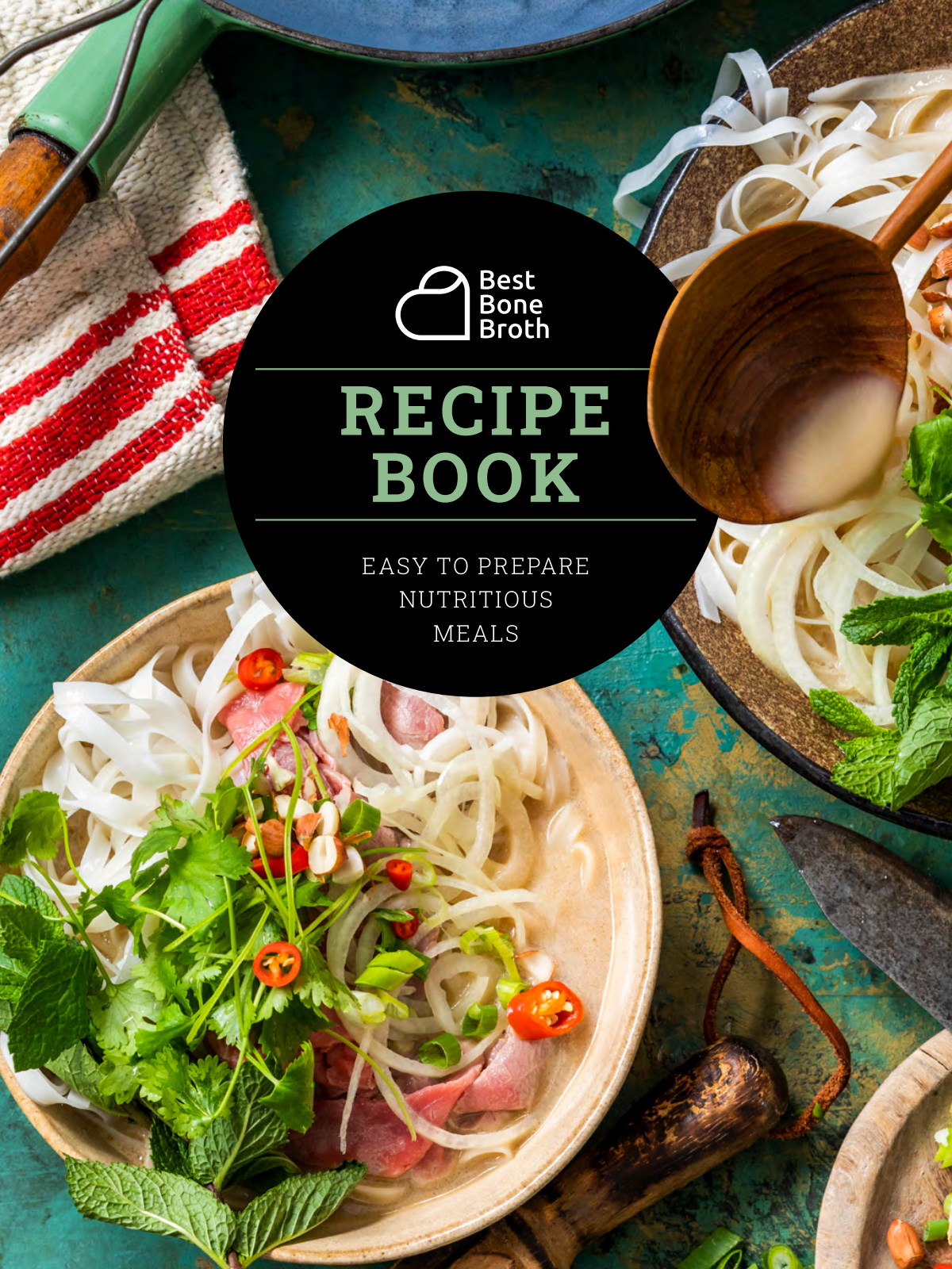 Bone broth recipe book - merged