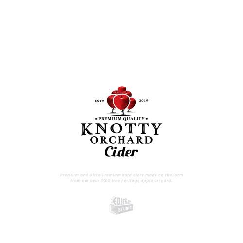Cider logo design