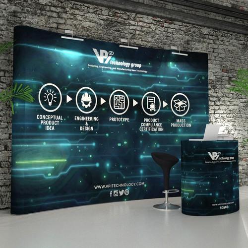 VPI Tech Booth