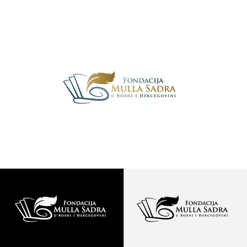 Design the original, powerful but unobtrusive logo