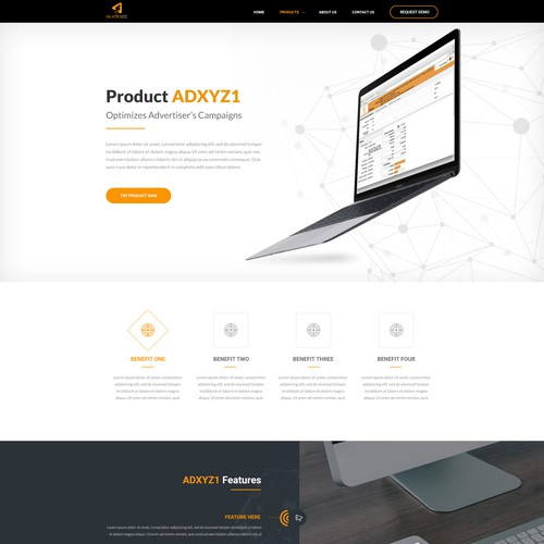 Web Page for AudioCC