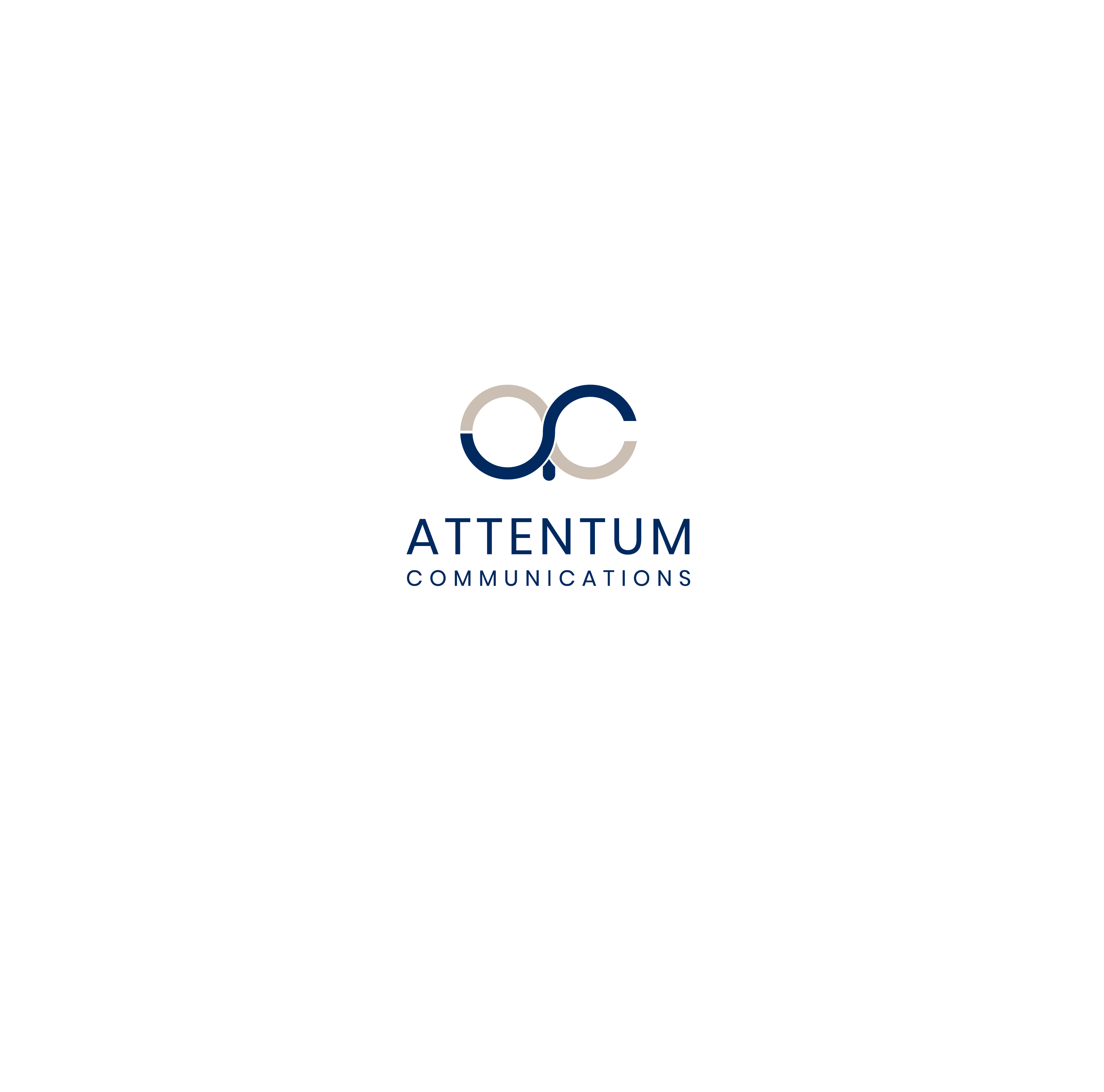 Create a logo for agency Attentum Communications