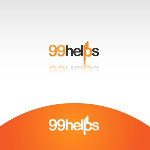 99helps.com needs a new logo