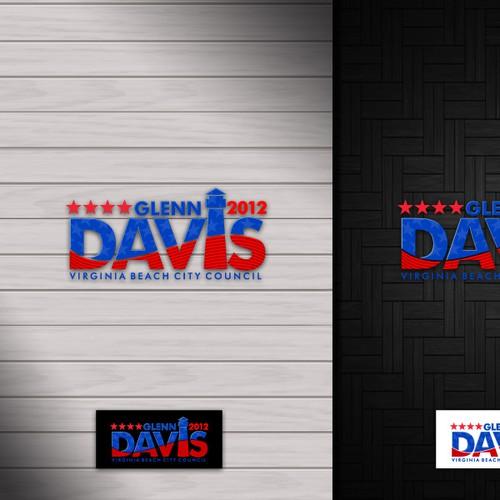 Campaign Logo for Glenn Davis