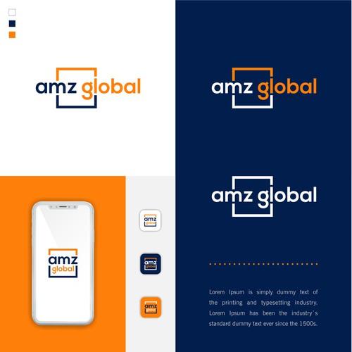 Aussagekräftiges klares Brand Logo um Kunden online anzusprechen