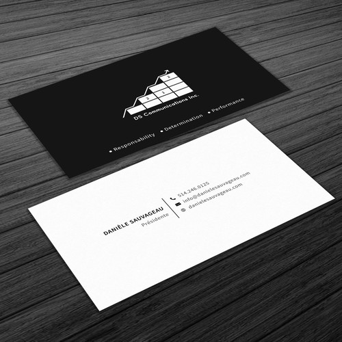 Very Simple Business Card