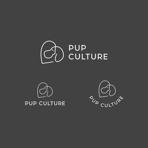 Boutique Dog Clothing Store Logo
