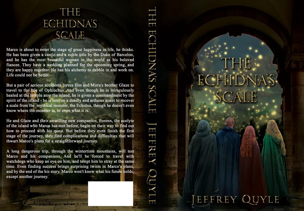 Ingenairii Press Seeks New Book Cover