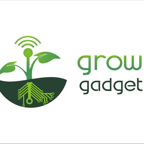 Design a fabulous logo for Grow Gadget, the future of horticulture