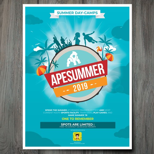 APESummer '19