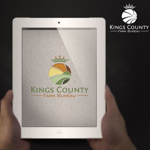 Kings County - Logo design