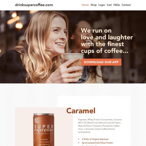 DrinkSuperCoffe.com