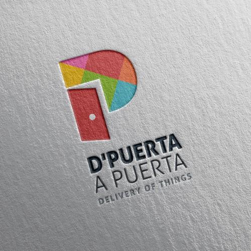 Logo for D'Puerta A Puerta