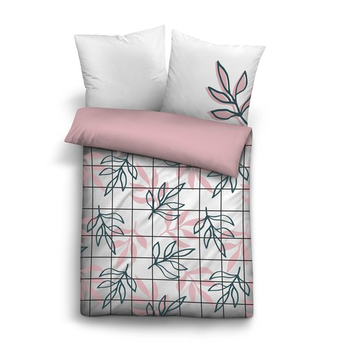 Pattern for Bed Linen