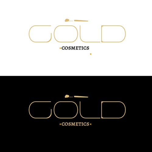 Logo concept for cosmetics company