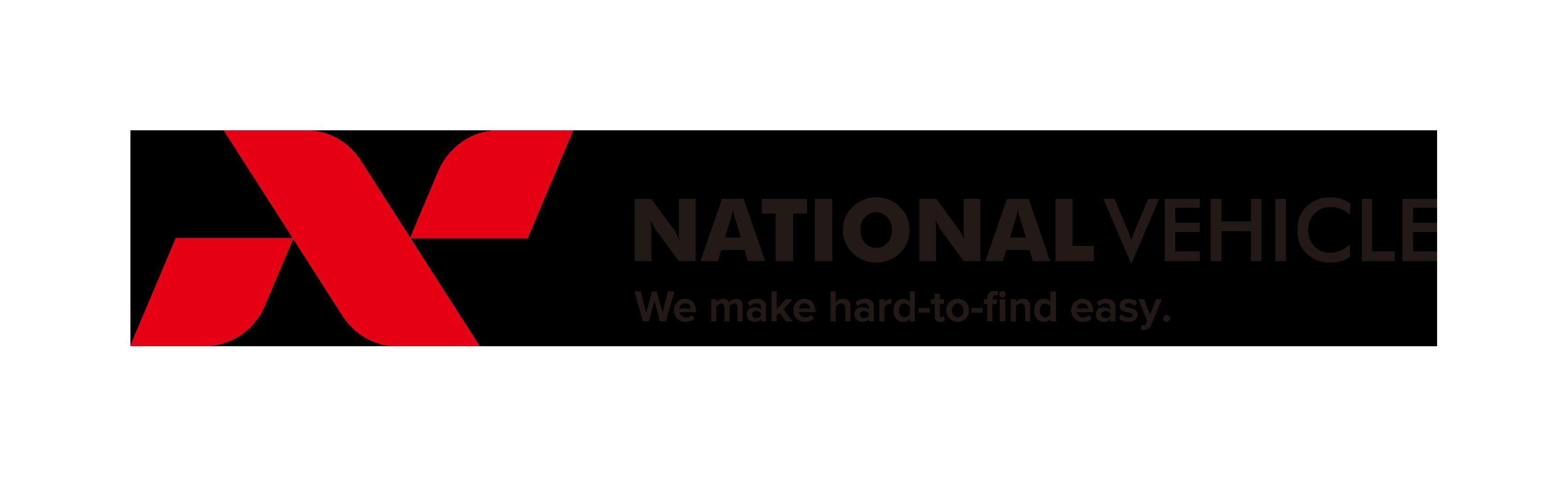 National Vehicle needs a fun & bold logo
