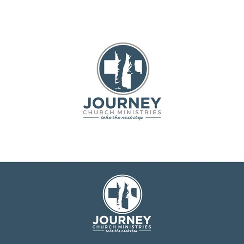 Bold Logo of Journey Church Ministries