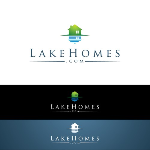 Logo for a Premiere Real Estate Website