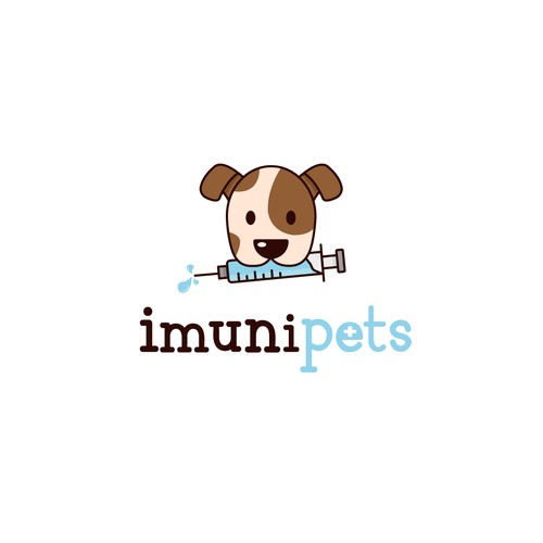 Logo for a Pet Vaccine Business
