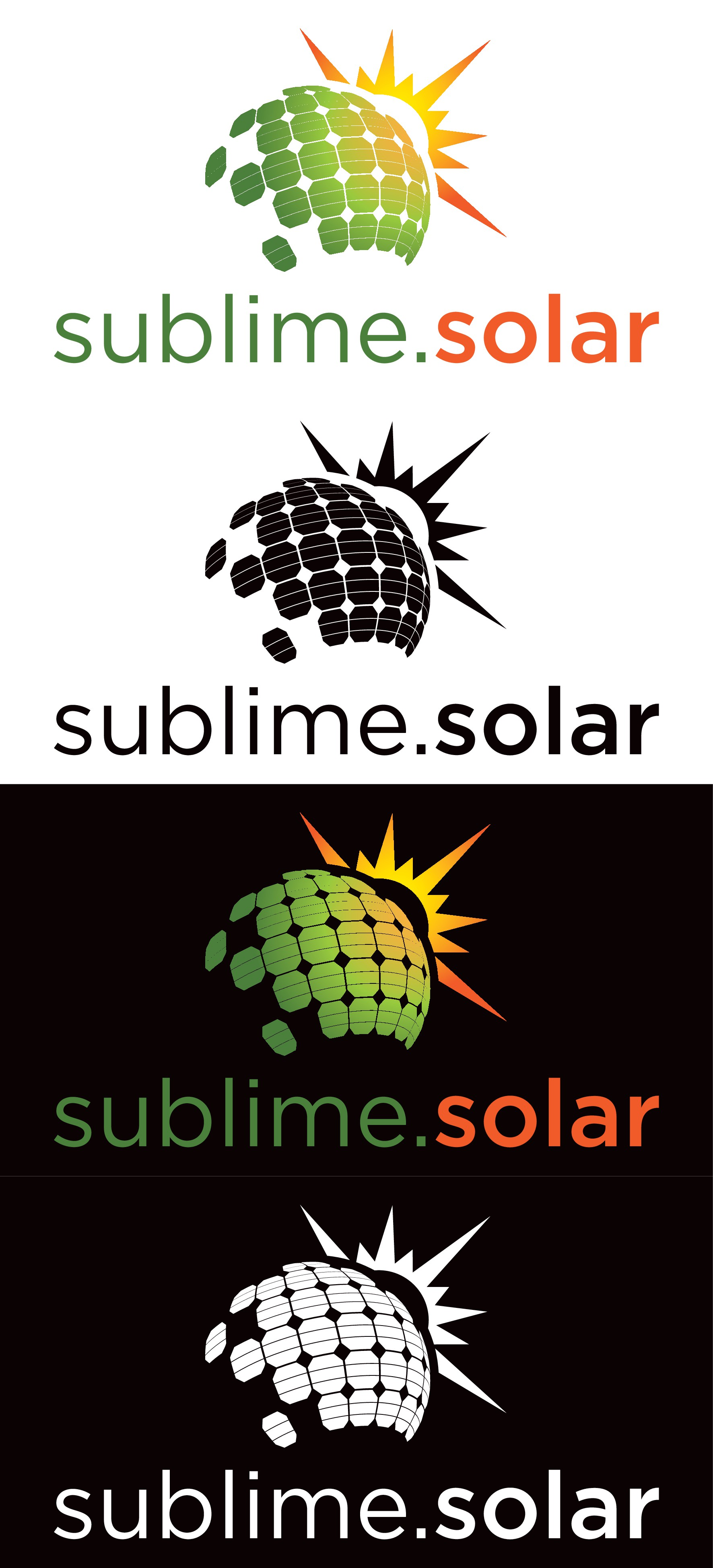 time to clean up this planet! lets launch sublime.solar