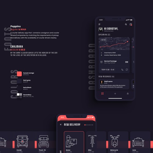 Home Delivery App