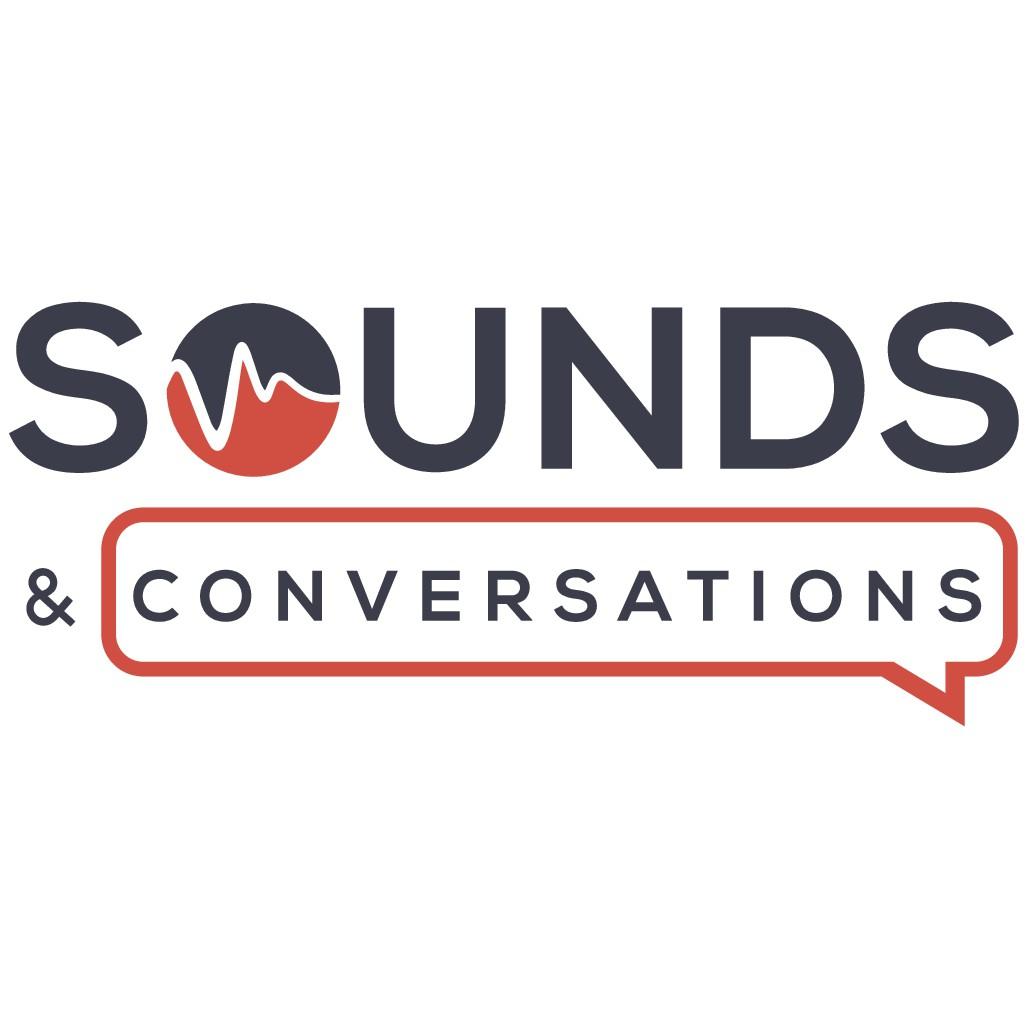 Sounds & Conversations Logo Identity