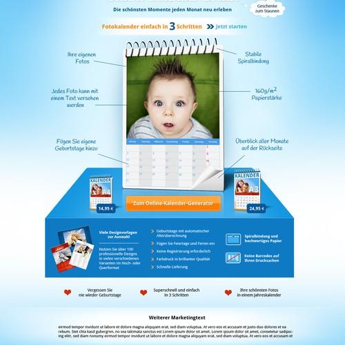 AquaSoft PhotoCalendar Online