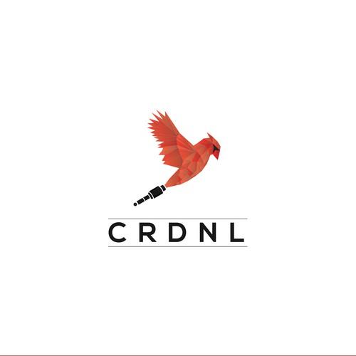 Music producer logo concept