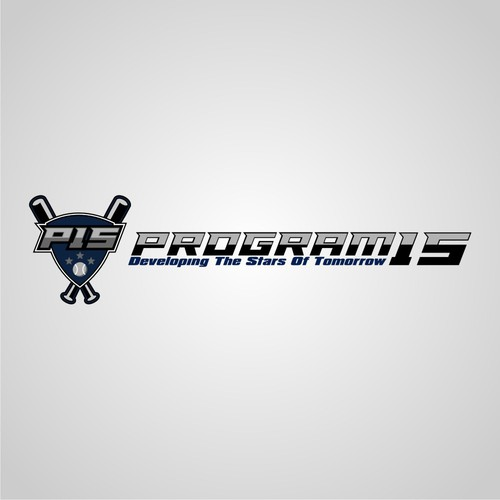 Logo For a Professional Baseball Training Organization