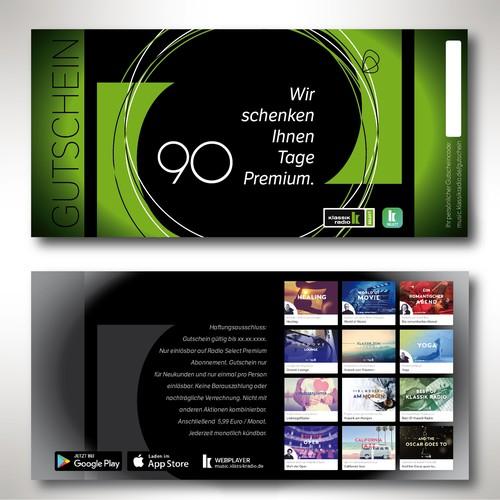 VIP-Gutschein für KlassikradioDeutschland
