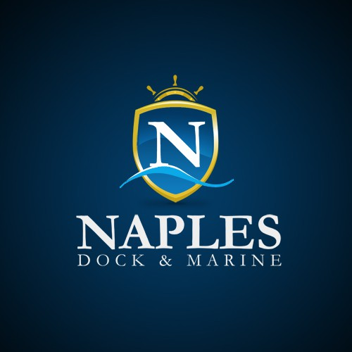Create the next Logo Design for Naples Dock & Marine