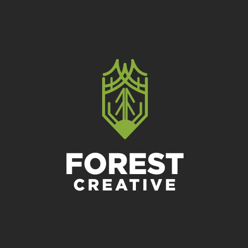Design a trendy logo for this up-and-coming web agency