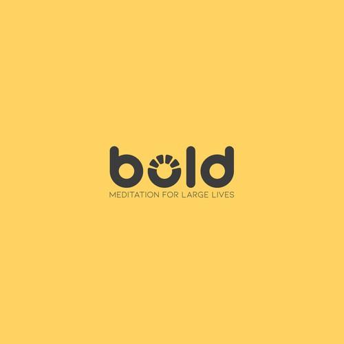 Logo challenge - meditation for big business