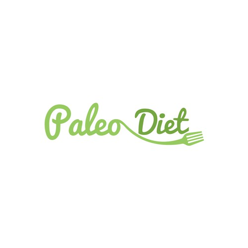 Paleo Diet logo proposition