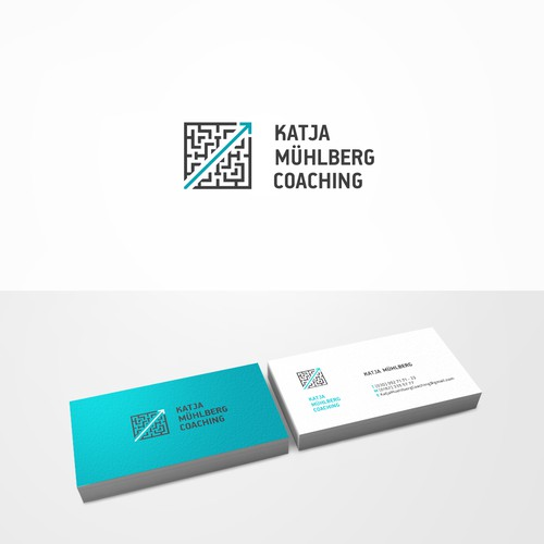 Logo for Katja Muhlberg Coaching