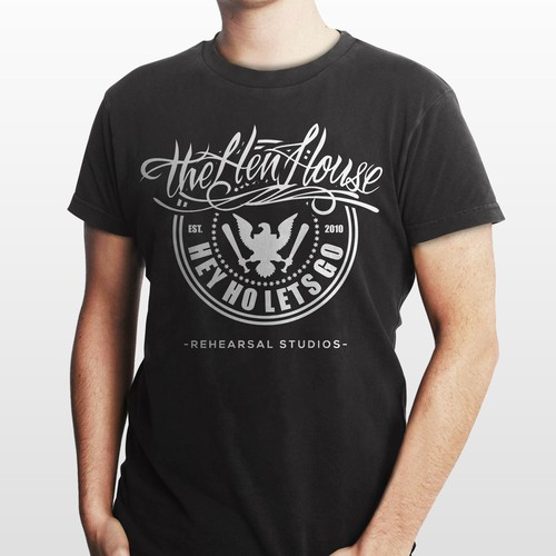 the hen house tshirt design