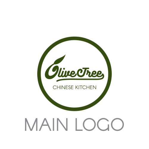 Logo design for Olive Tree Restaurant