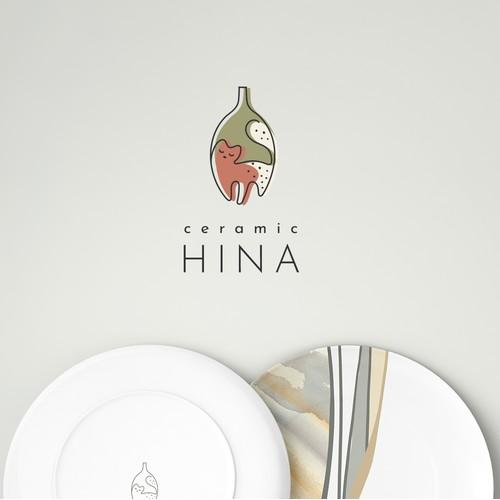 Logo for ceramic