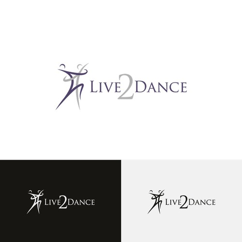 Live 2 Dance Nashville needs a new energizing logo! We are one of the top dance studios. Since 1985