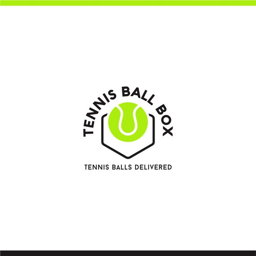 Logo concept for Tennis Ball bpx
