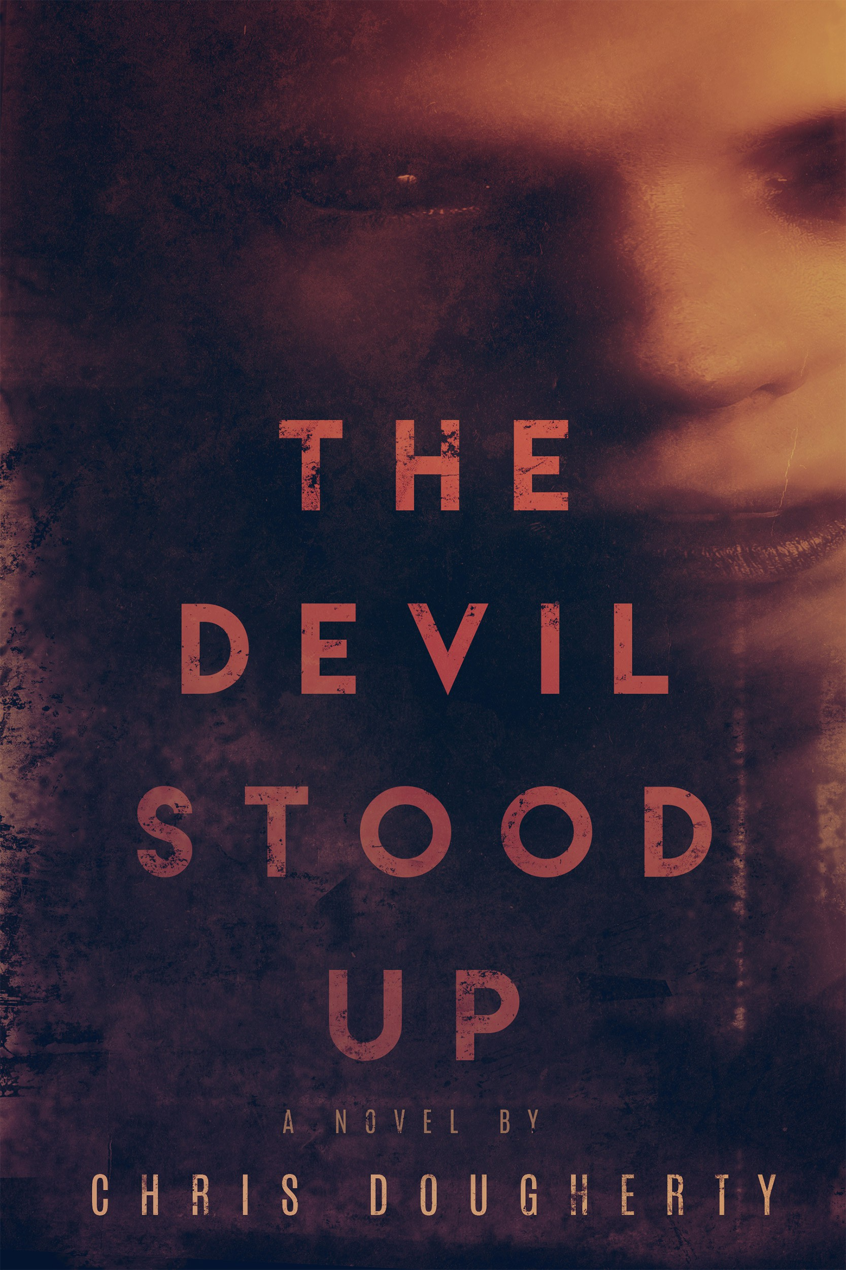 Bring the Devil to life on a book cover